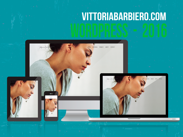 Sito Web WordPress 2016